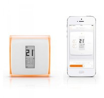 Internetový termostat NETATMO smart thermostat by Philipp Starck